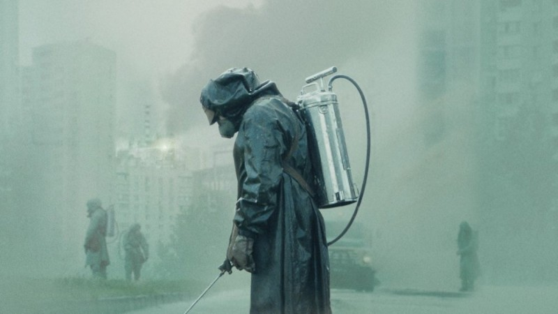 """Кадры из сериала 'Чернобыль"""""""