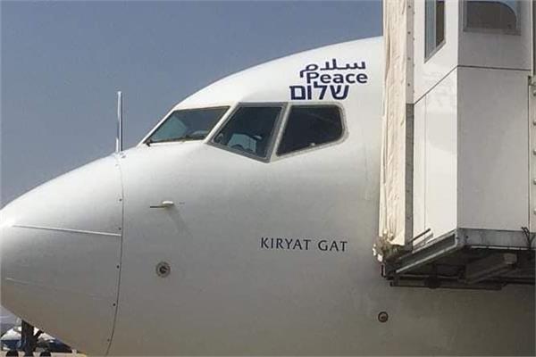 Первый рейс и Израиля в ОАЭ