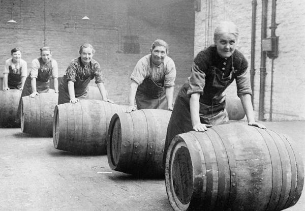 Пивоваренный завод.