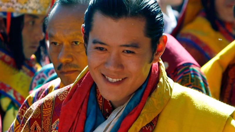 Король Бутана