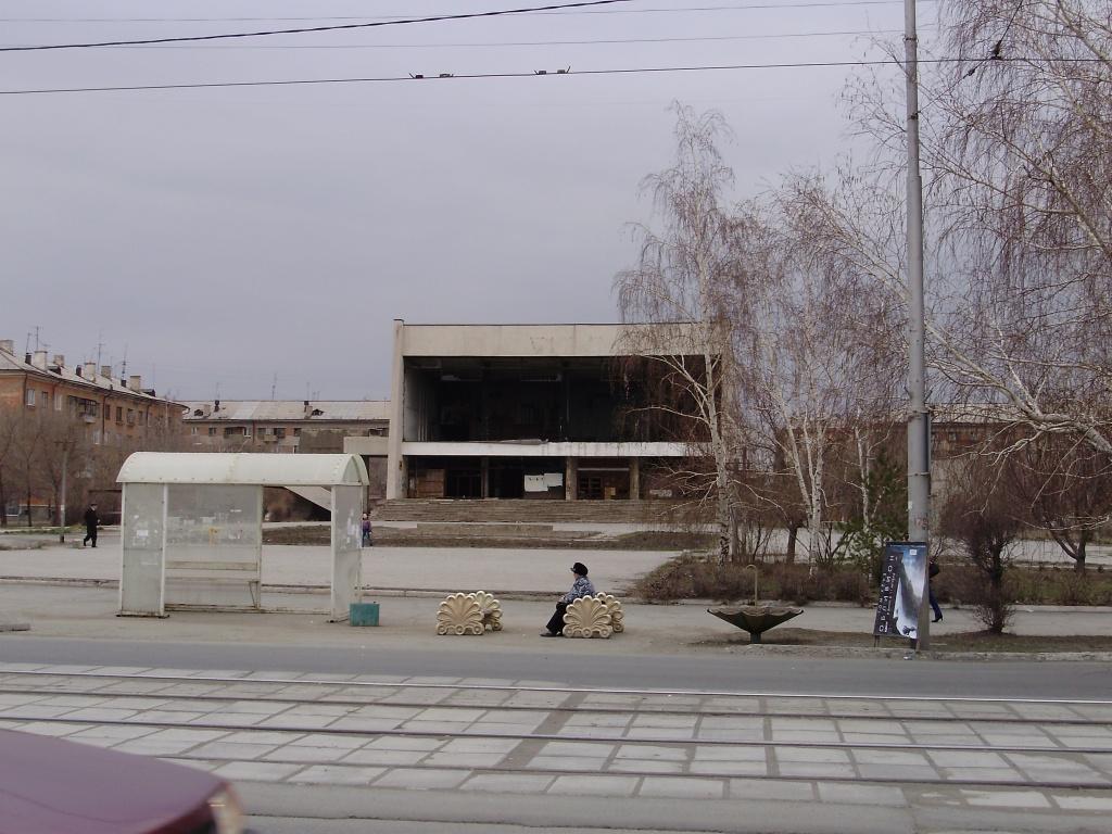 Lost_in_Region - Весна, парк Металлургов, г. Новотроицк и не только