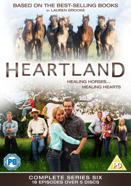 Heartland - Season 6 (2012)
