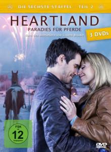 Heartland Season 6 Dvd Release Germany Chris Potter