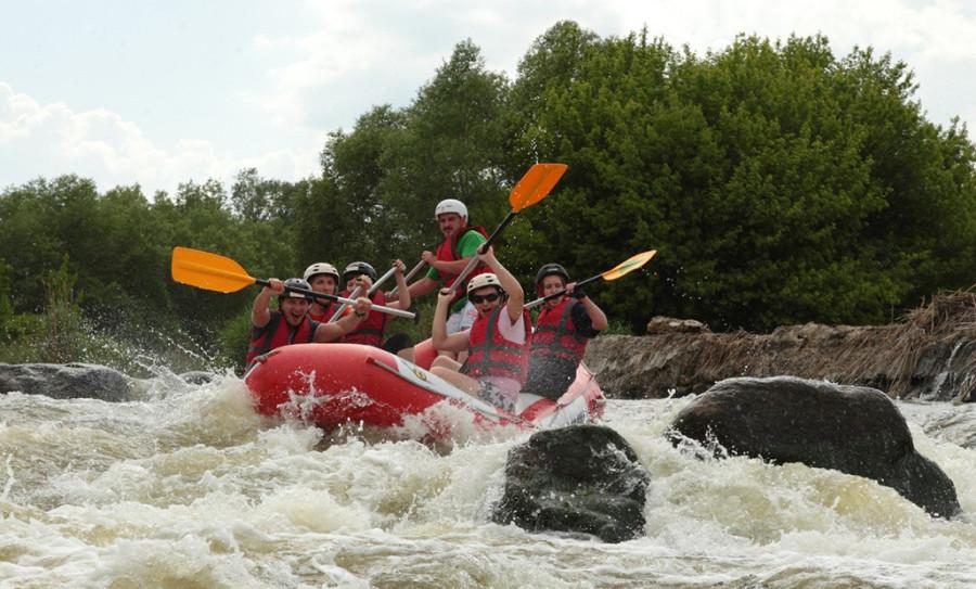 rafting 2014 na pashu