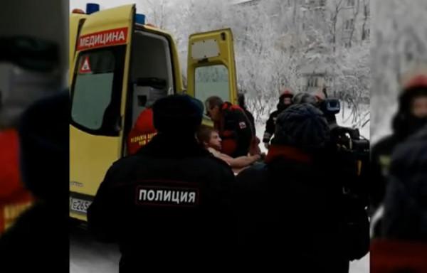 Поножовщина в пермской школе 1