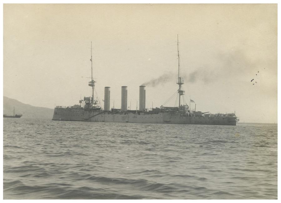 H.M.S. «SUFFOLK», Гонконг, декабрь 1917г (2).JPG