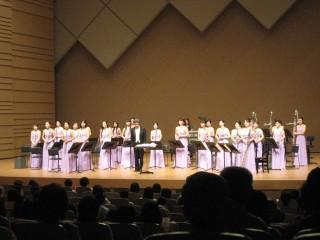 Huiluorkesteri.