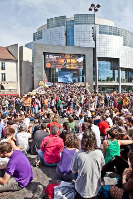 Бастилия 29 мая 2011