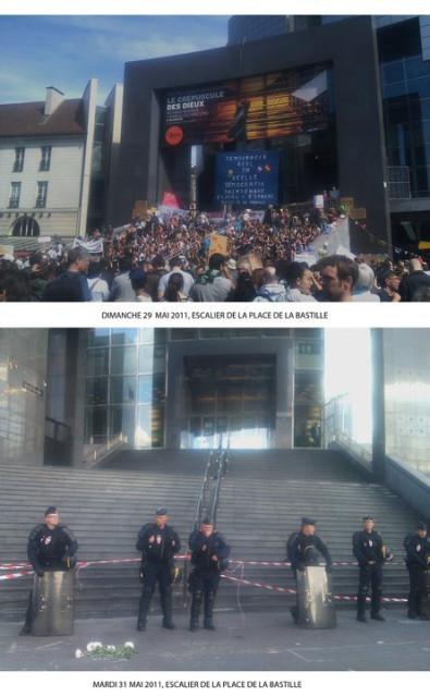 до и после. 29 мая, 30 мая, Бастилия