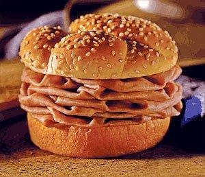 Arby Roast Beef Sandwich