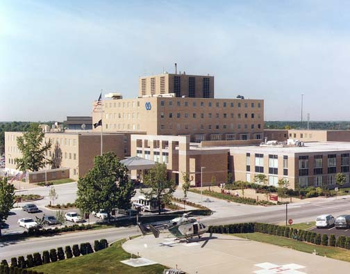 Boone County Hospital... It no longer looks much like this.