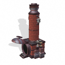 smokestack factory