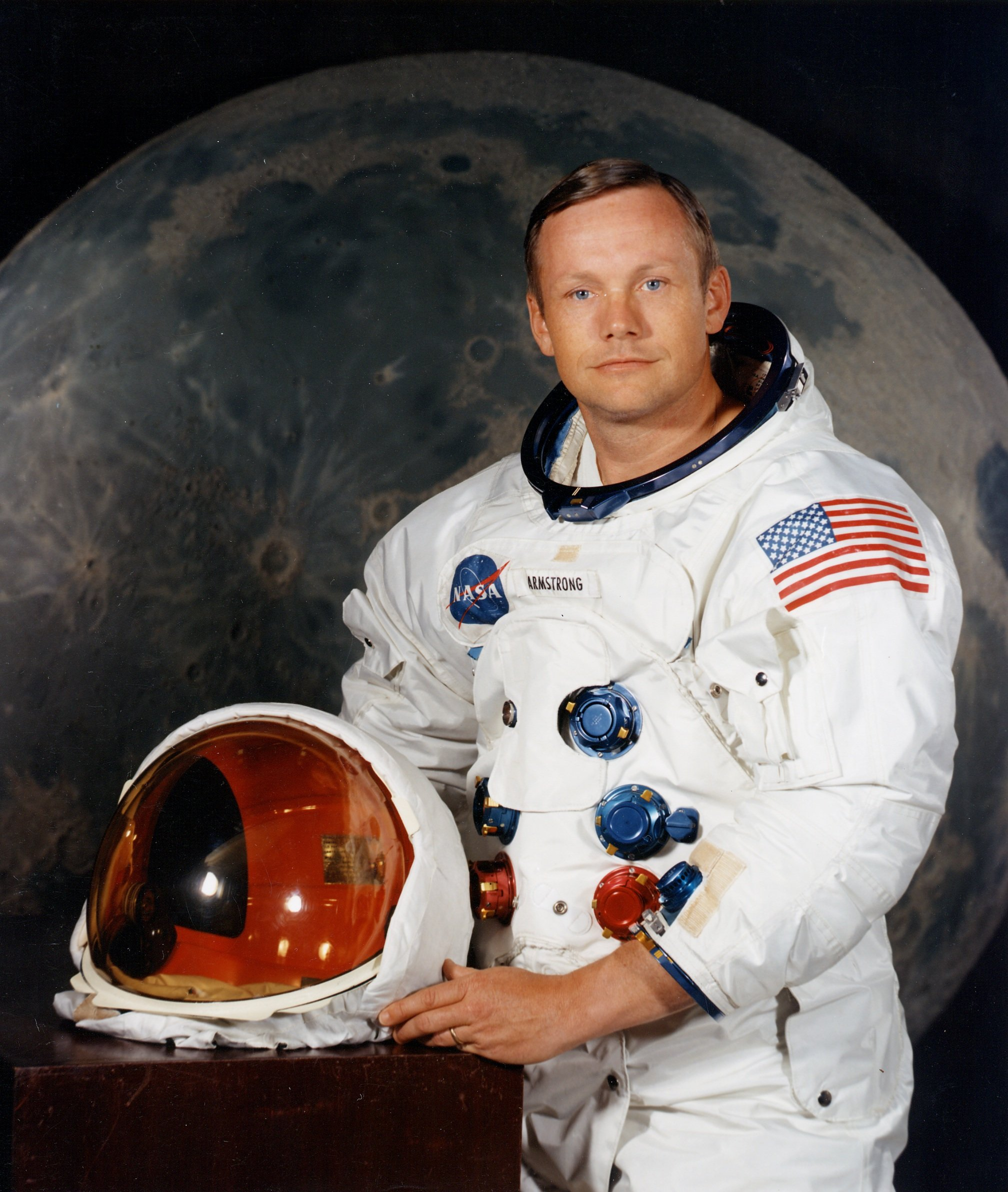 Neil Armstrong, First Man on the Moon: I fully expected that, by the end of the century, we would have achieved substantially more than we actually did.