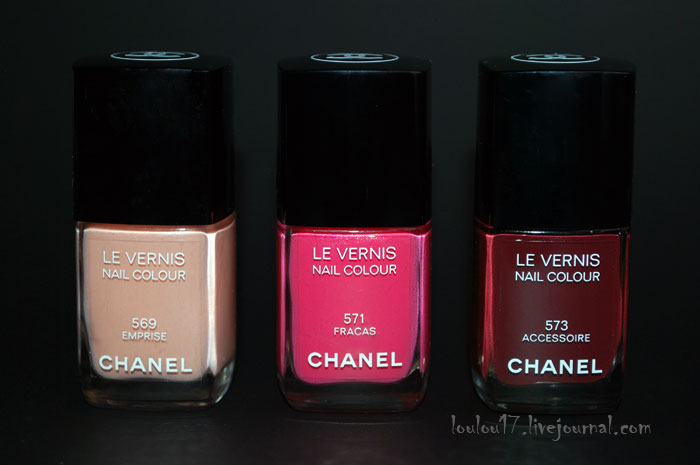 chanel spring 2013 nail polishes