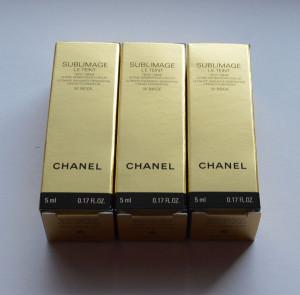 Хайлайтеры Chanel и Tom Ford, Chanel Sublimage, много пробников ухода, косметички: kosmetika_sale