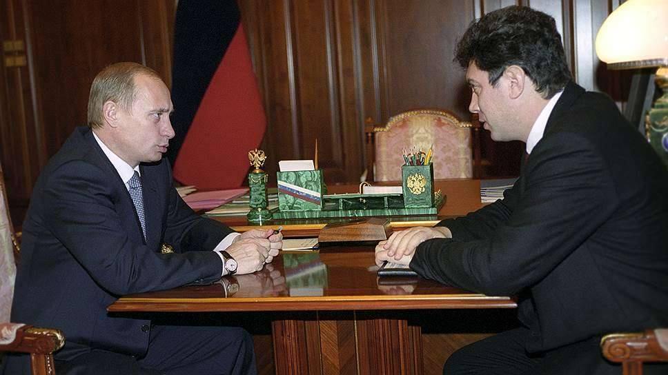 Nemtsov_Putin