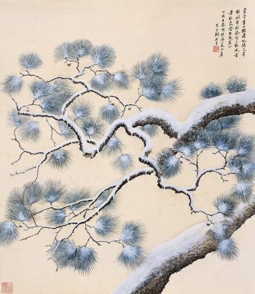 ao LengYue 陶冷月(1895—1985) 01
