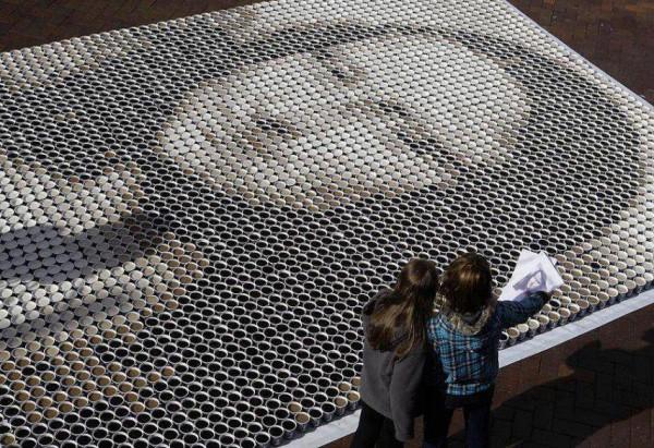 3604 coffee cup Mona Lisa