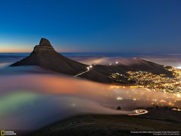 Fog (Cape Town - South Africa)