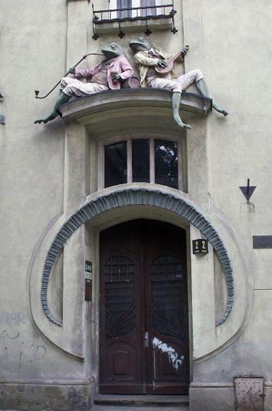 Frog House, Bielsko-Biala, Poland