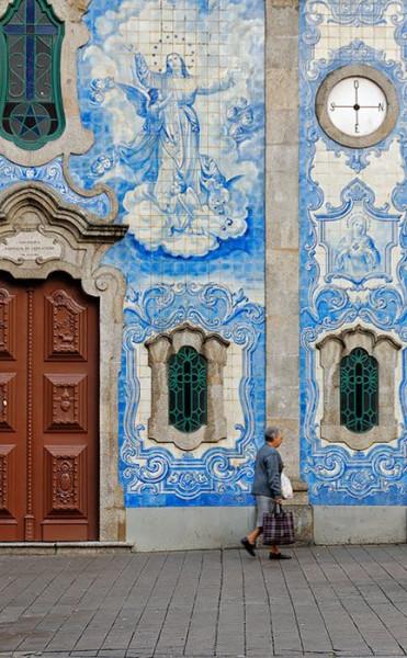 Igreja Do Carvalhido - Porto, Portugal by Carole Andregg