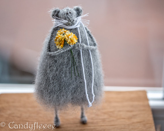 home decor rat by Candyfleece