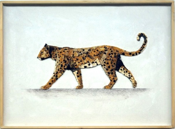 Aneme.Mosaico_Panthera-Pardus_375x285-cm_2014