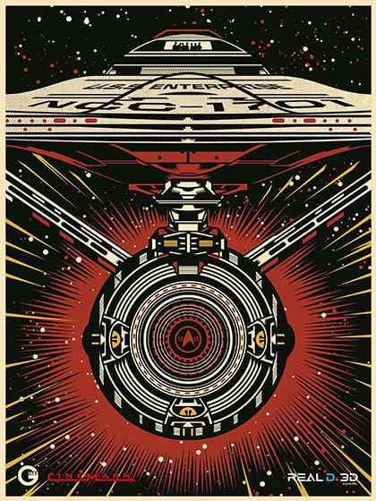 Star Trek Beyond Poster from Cinemark