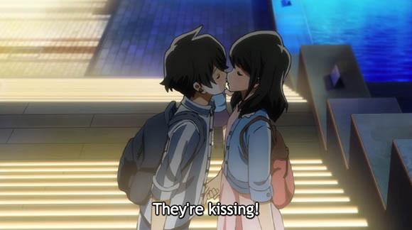 Kotarou and Akane