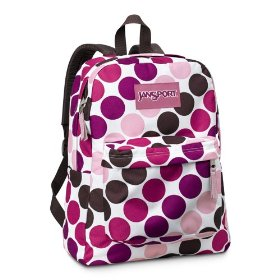 White Pink Daiquiri Spots) of Jansport | Backpacks/Bags ...