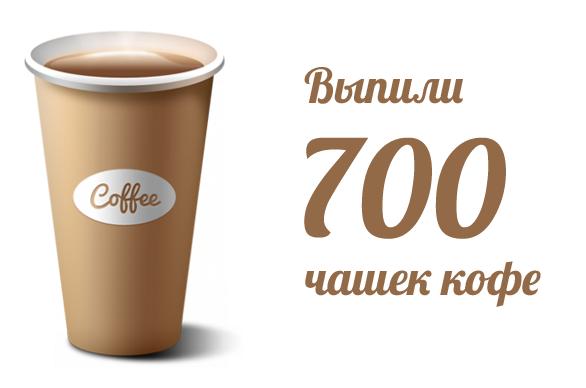 кофе в Love Marketing