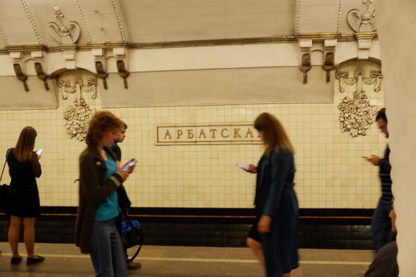 Московское метро к Чемпионату мира не готово.