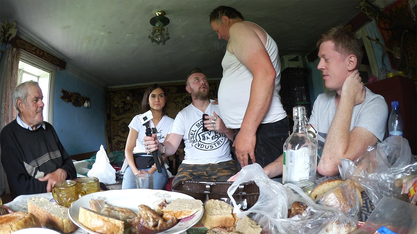 Русские в Украине: когда жена захотела трэвел-экстрима