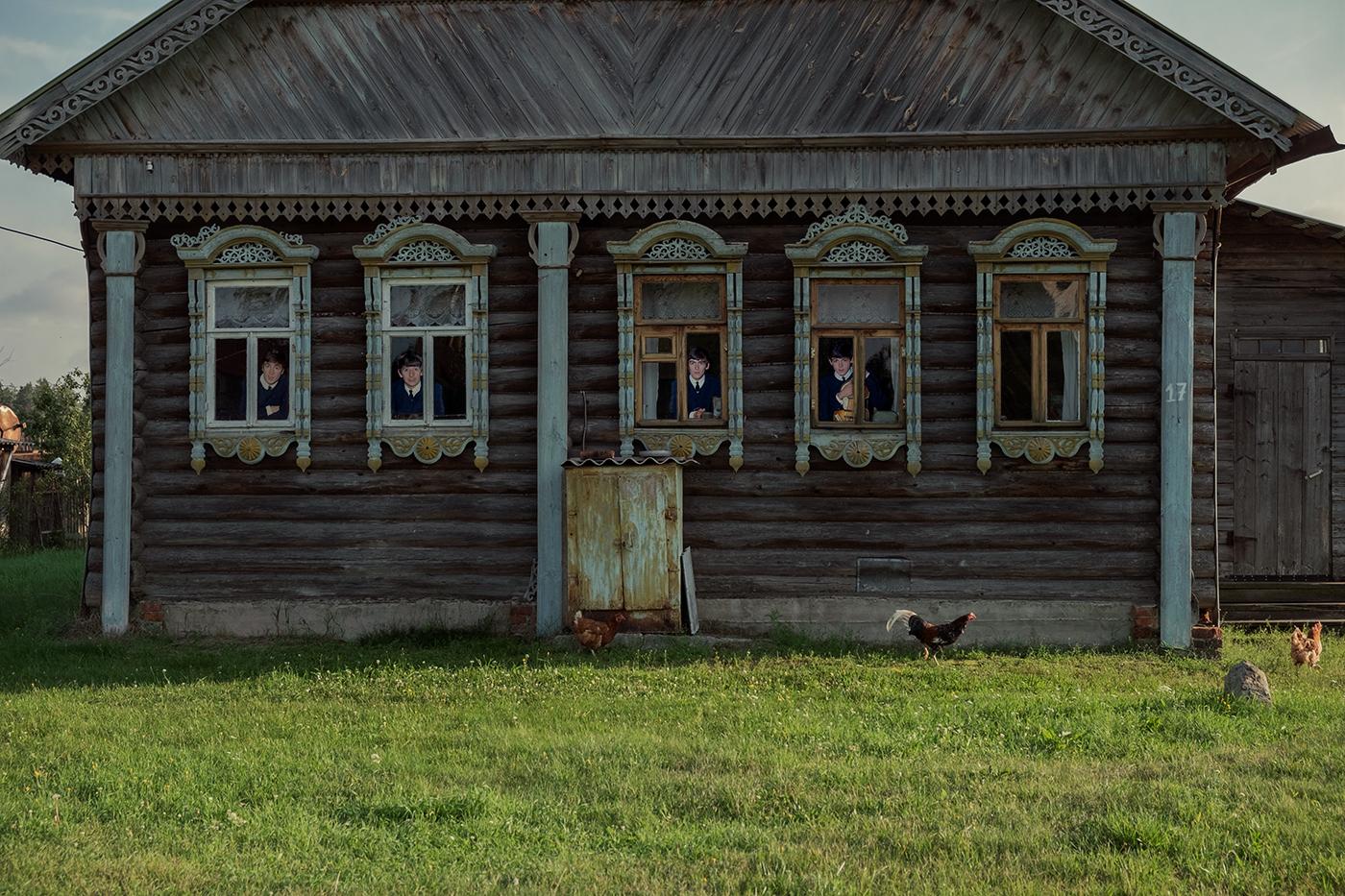 """Хлебнуть России: два дня болот, дорожного коматоза, """"Нивы"""" и клюквы."""