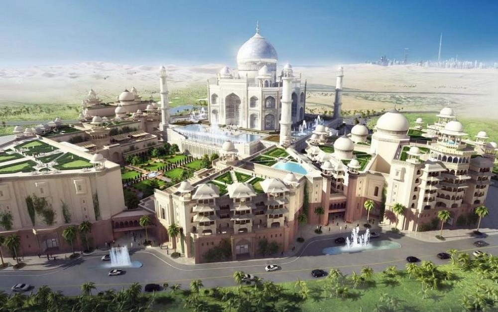 Нелепые копии Тадж-Махала со всего мира. честь, сооружение, хватило, денег, ТаджМахал, родине, Альбионе, думаю, заходит, хорошо, Дубаи, почтальона, арабов, обычно, получился, отель, Называется, Arabia, китайцев, которых