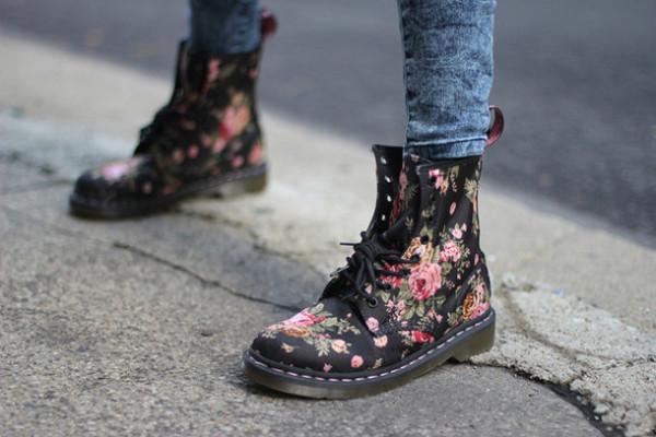 осенняя обувь фото