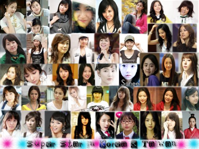 asian female stars