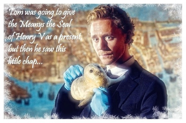 HiddlestonSealJTextJ1WhiteGlow Ocean