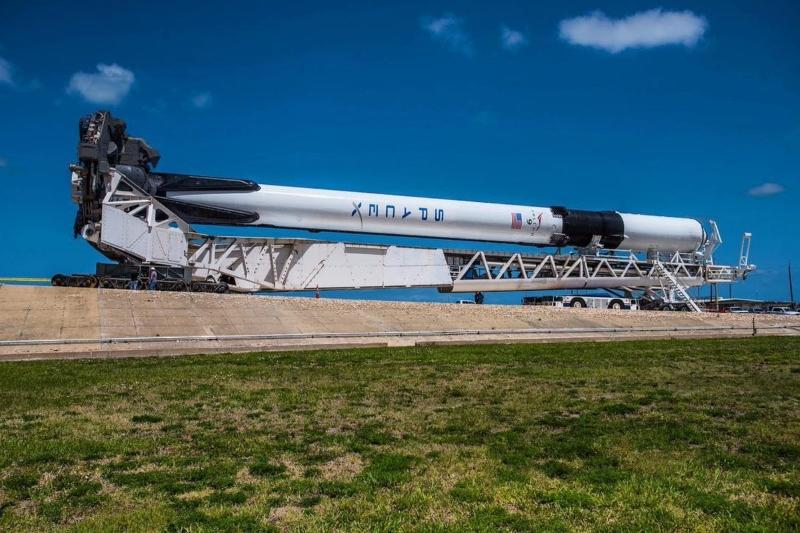 Falcon 9 Block 5 готовится к первому полету SpaceX, ступени, Falcon, ступень, будет, более, Block, первой, отсека, опоры, изменения, двигателей, изменений, стартовой, чтобы, первая, первый, Новые, учитывая, посадочные