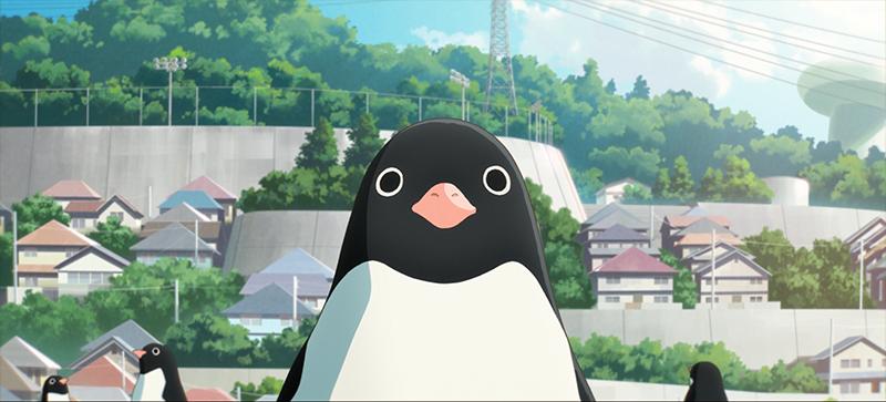 """Добрый и позитивный """"Солярис"""" с пингвинами"""