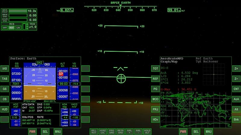 Гиперзвуковое маневрирование или как может лететь Авангард