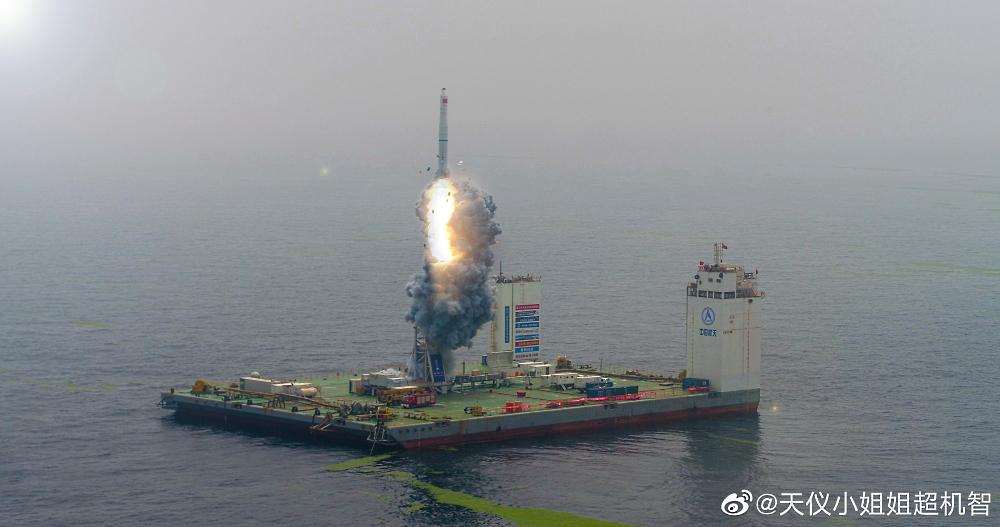 Что известно о китайском Морском старте?