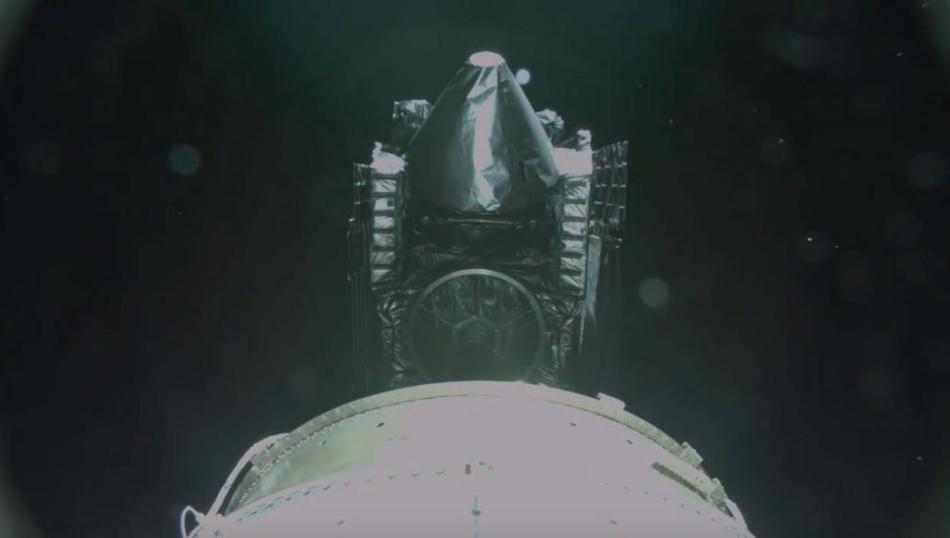 Из последних сил на орбиту