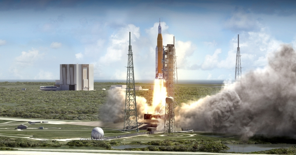 Пакет новостей по SLS и кораблю Orion