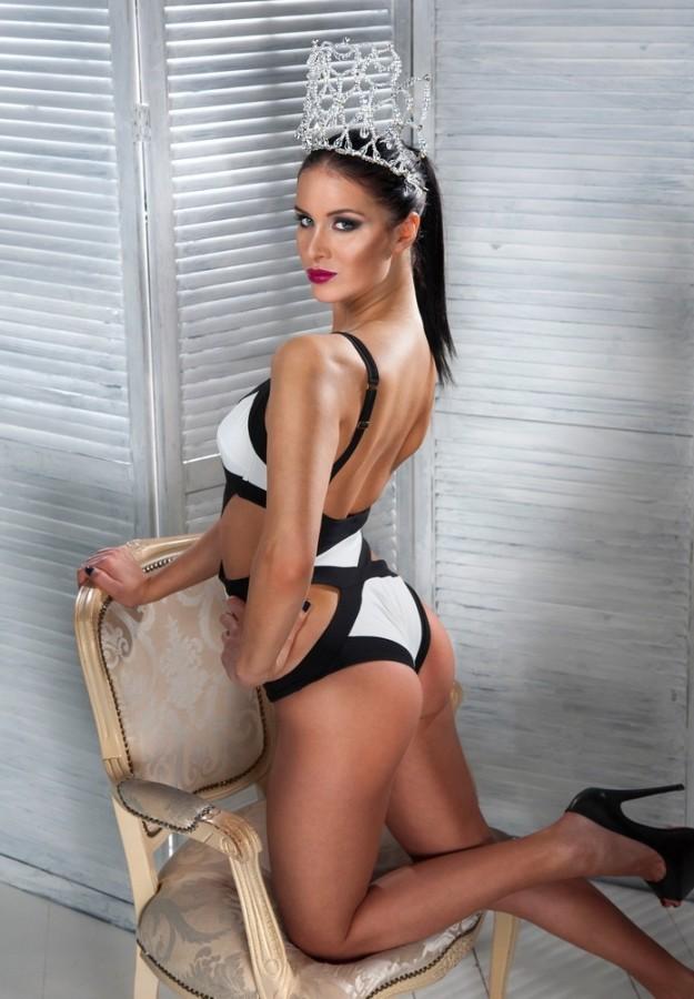 Анастасия никитина мисс бикини топ лесс