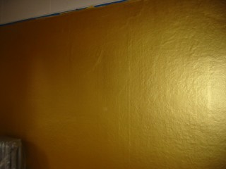 Custom 10+ Metallic Gold Wall Paint Design Ideas Of Best 25+ ...