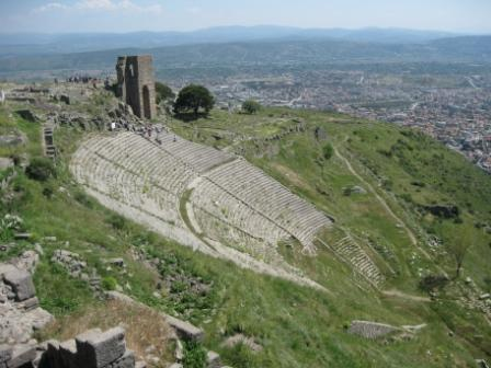 пергамское -самый крутой амфитеатр (1)