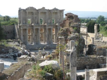 эфес -библиотека Цельсия