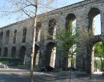 стамбул -акведук (2)