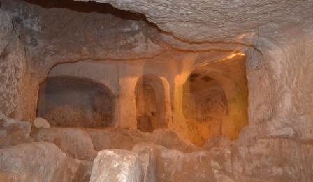 Mdina-Rabat- st Paul catacombs (10)